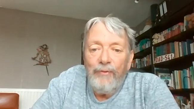 dr Chris De Laet