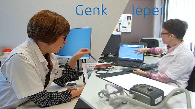 Lentebijeenkomsten Genk en Ieper